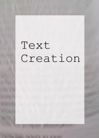 text-creation