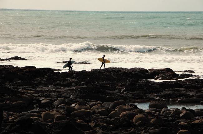 Whale Bay, Raglan