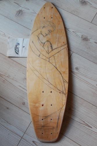 llife on wood