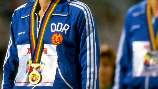 DDR-Sportler von Zeit Online, © BobMartin/Allsport